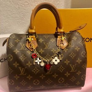 🌸Authentic LV Speedy 25 Bag
